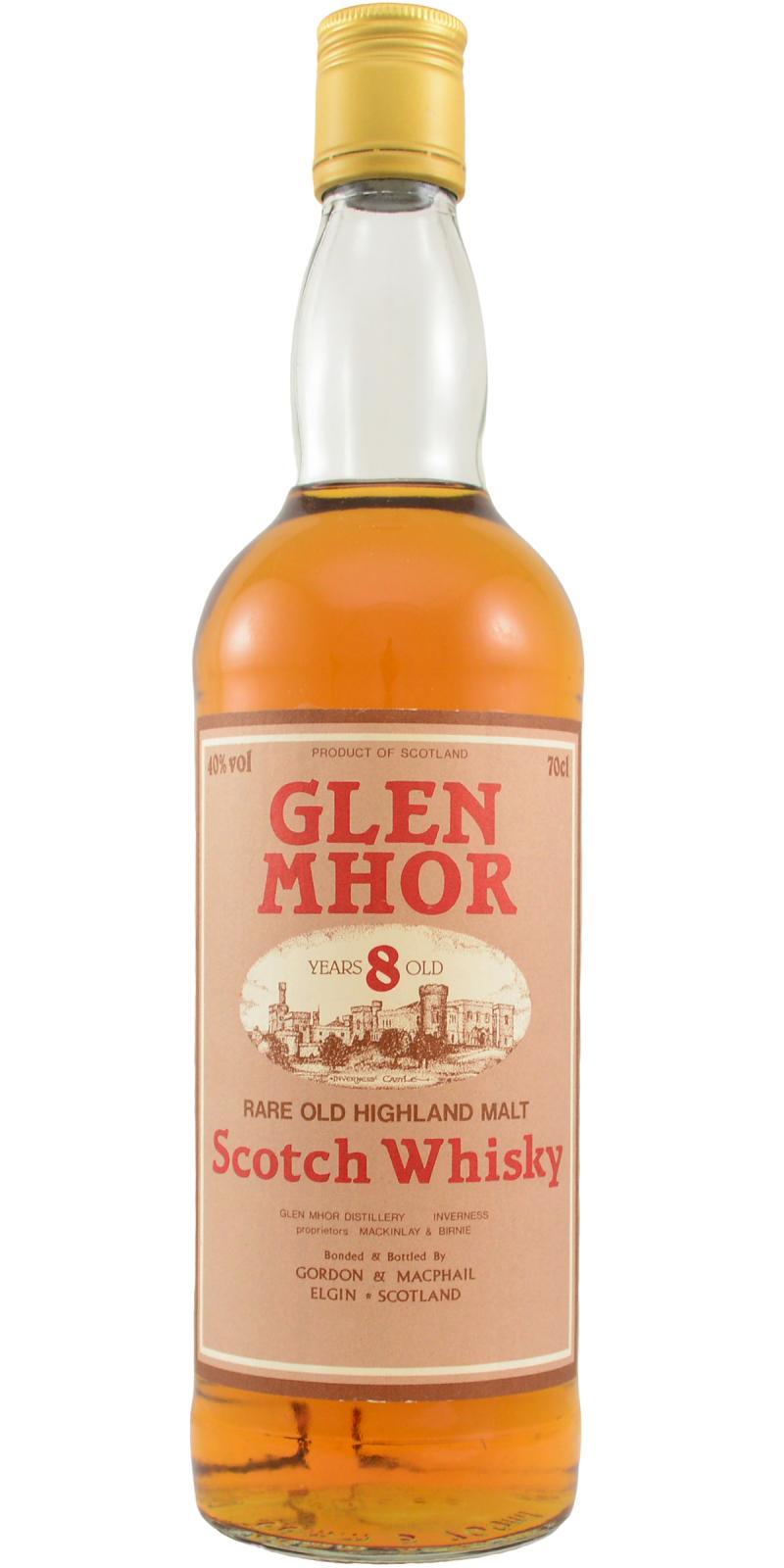 Glen Mhor 08-year-old GM