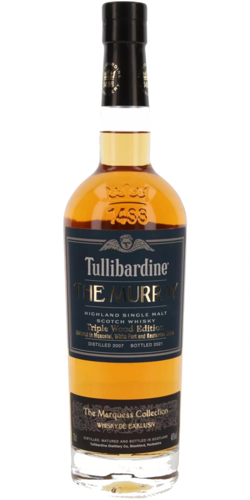 Tullibardine 2007 - The Murray