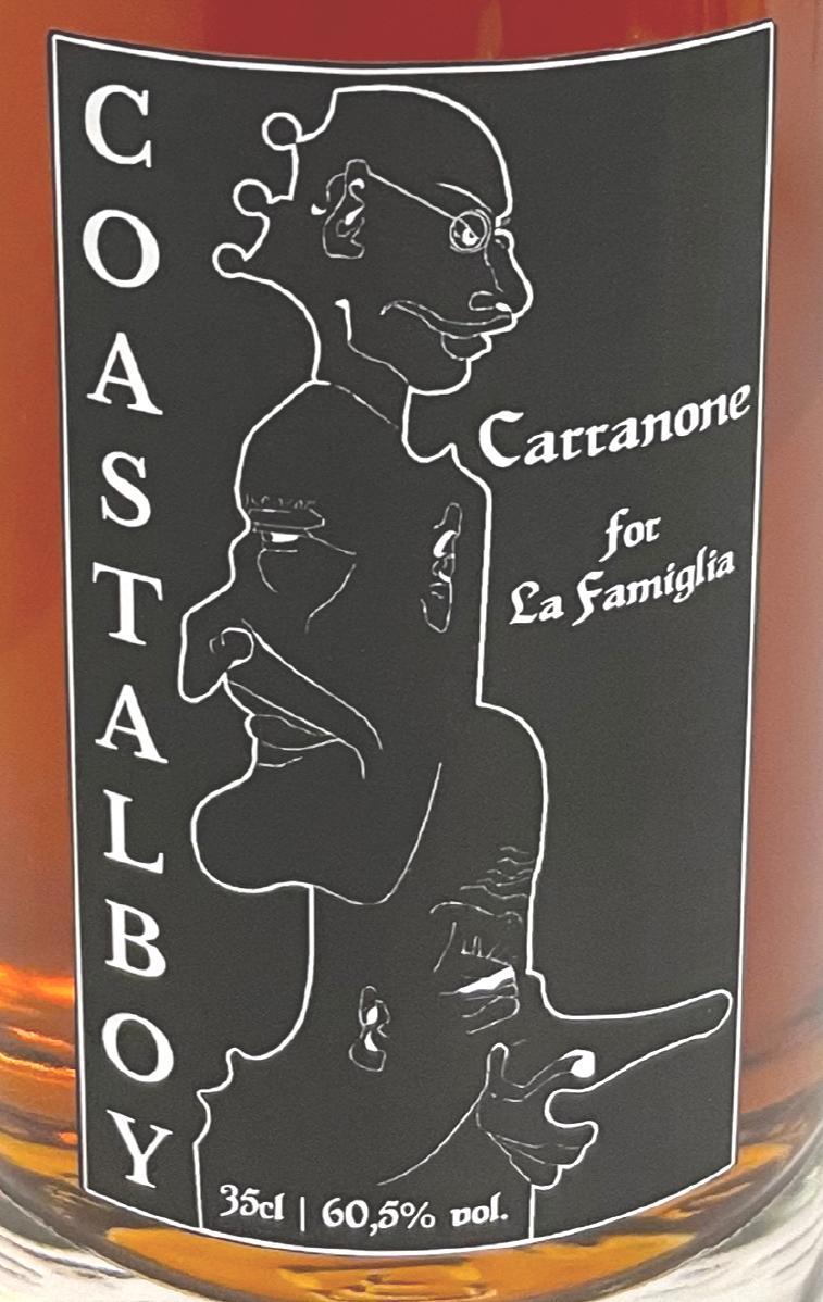 Carranone for La Famiglia