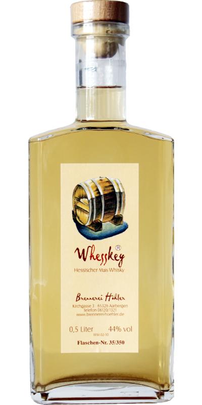Whesskey Hessischer Mais Whisky