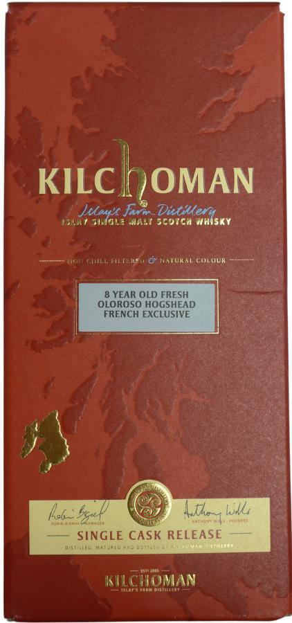 Kilchoman 2013
