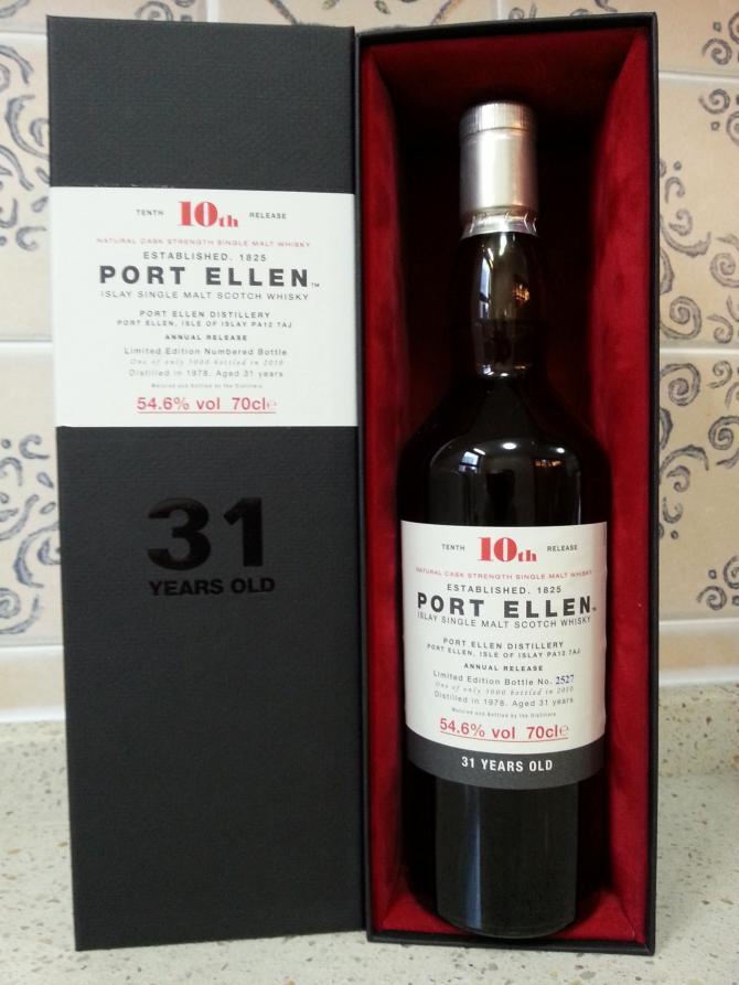 Port Ellen 10th Release