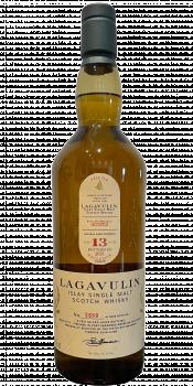 Lagavulin 13-year-old