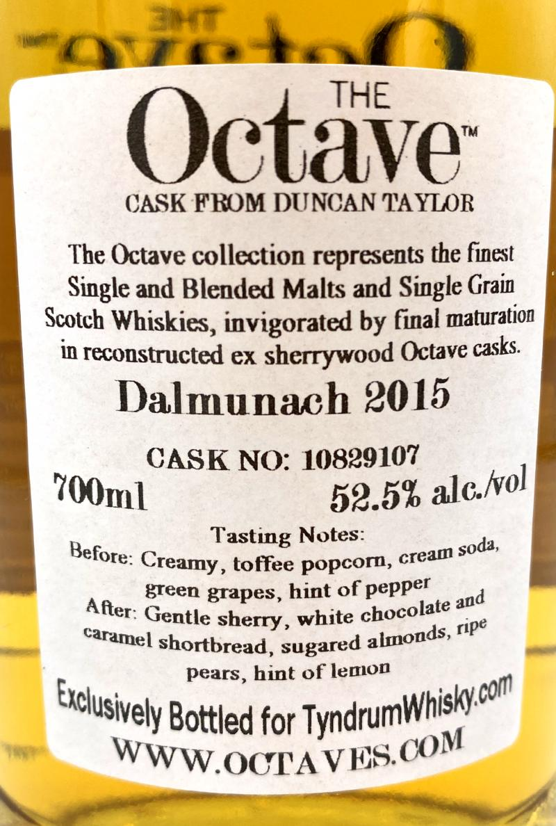 Dalmunach 2015 DT