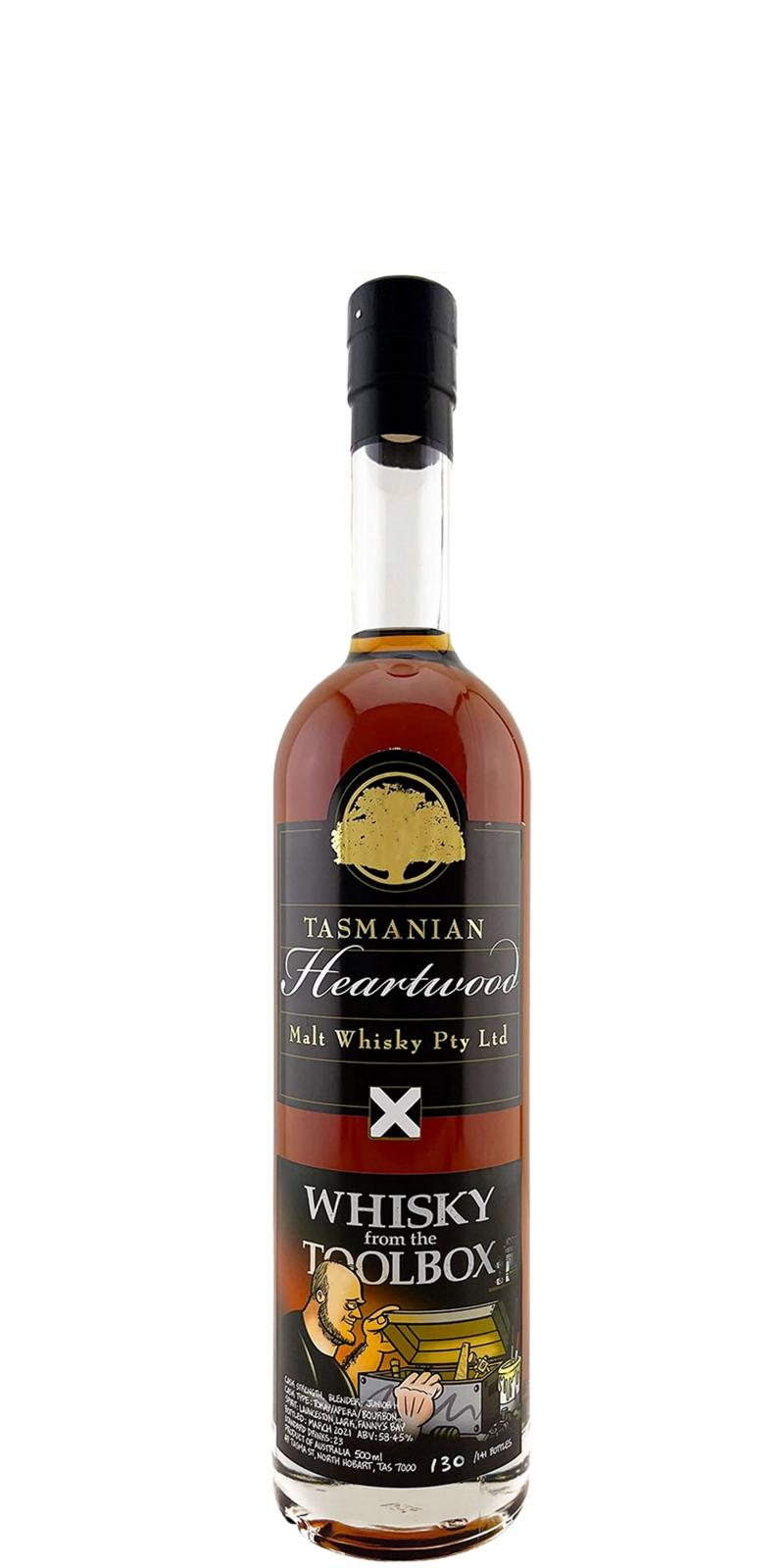 Heartwood Whisky From The Toolbox