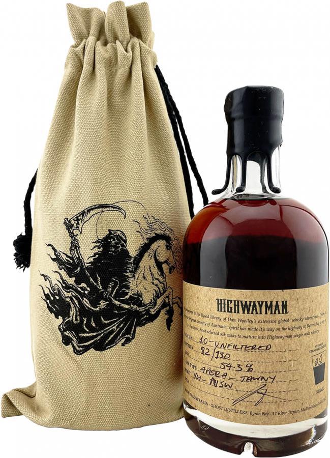 Highwayman Single Malt Whisky
