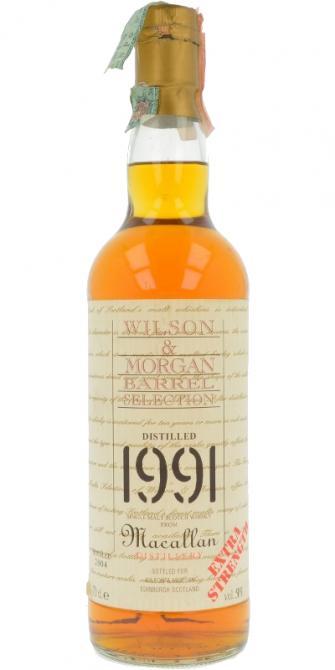 Macallan 1991 WM