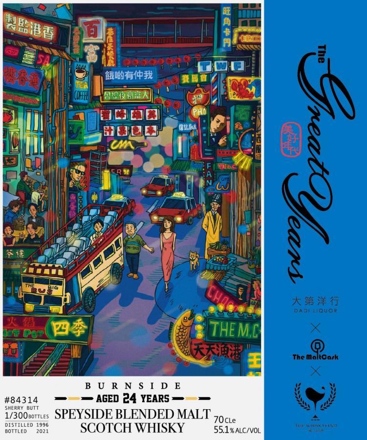 Burnside 1996 TWf