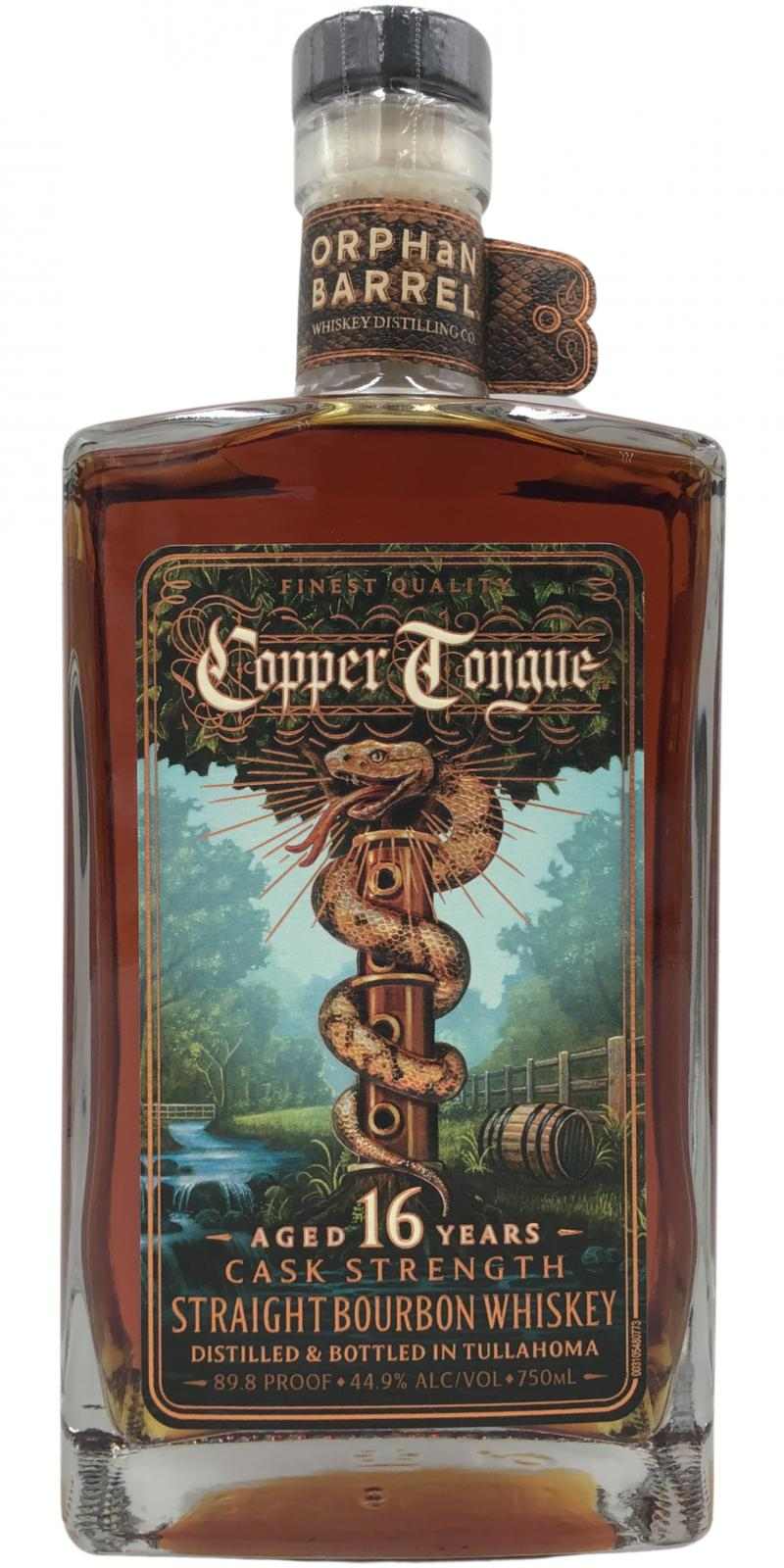 Copper Tongue 16-year-old