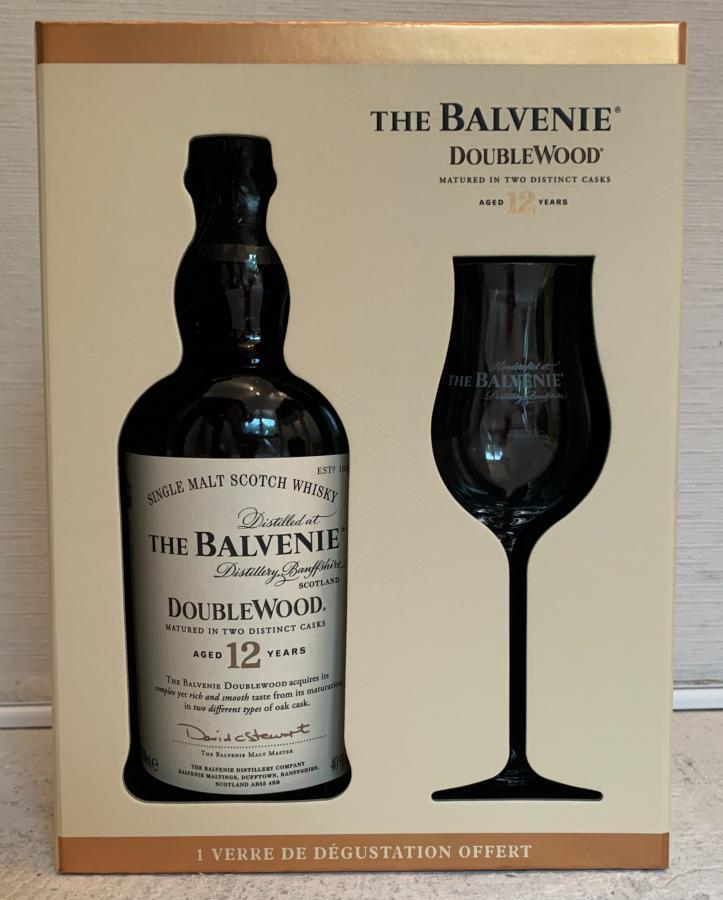 Balvenie 12-year-old - Gift Set