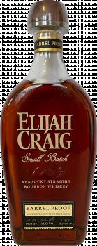 Elijah Craig Barrel Proof - Release #18