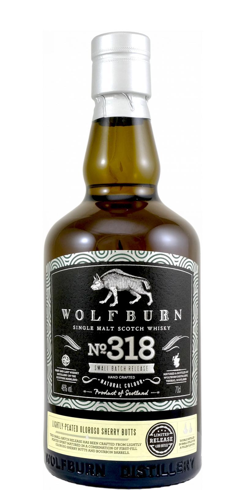 Wolfburn No. 318