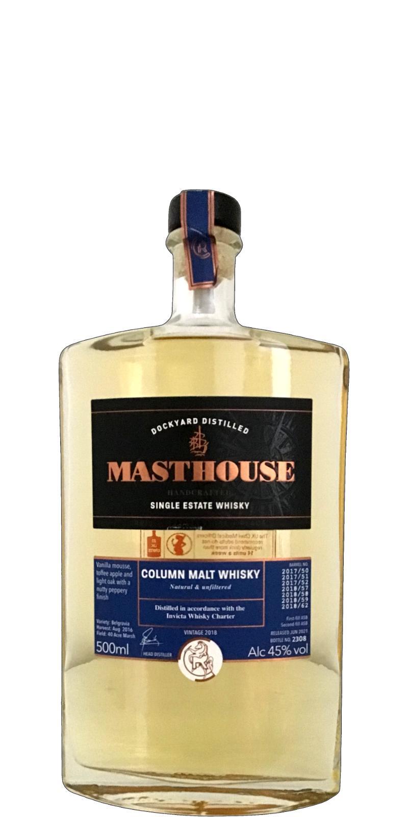 Masthouse 2017/2018