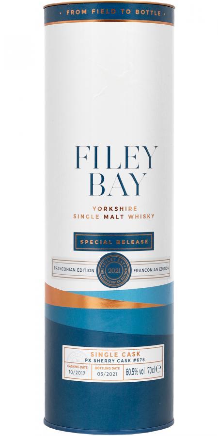 Filey Bay 2017