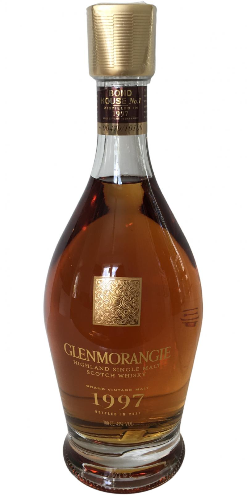 Glenmorangie 1997
