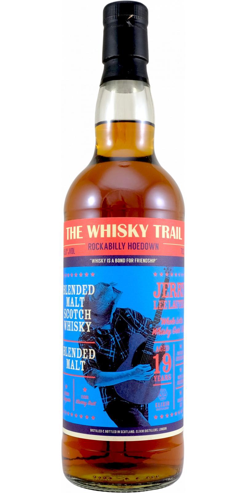 Blended Malt Scotch Whisky 2001 ElD