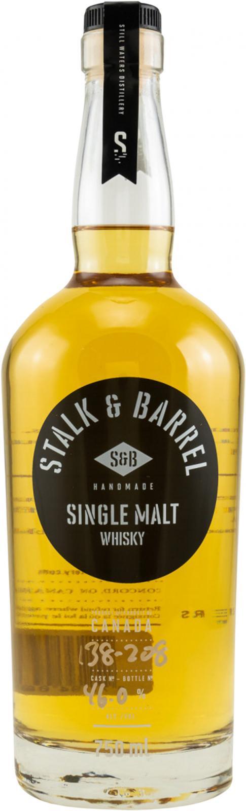 Stalk & Barrel Single Malt Whisky