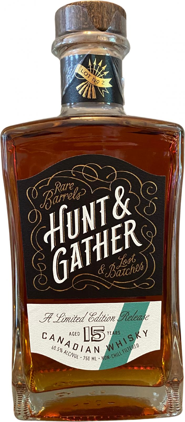Hunt & Gather 15-year-old