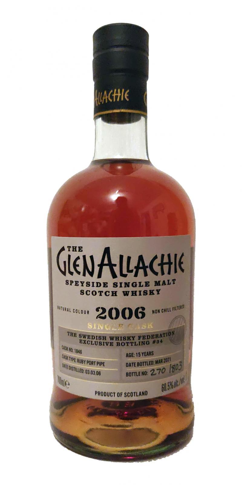 Glenallachie 2006