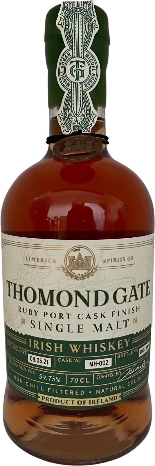Thomond Gate Miguel Hogan TLS