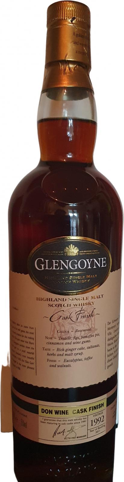 Glengoyne 1991