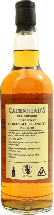 Craigellachie 2007 CA