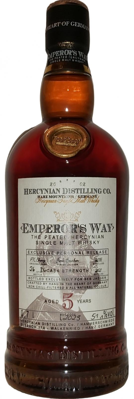 Emperor's Way 2016