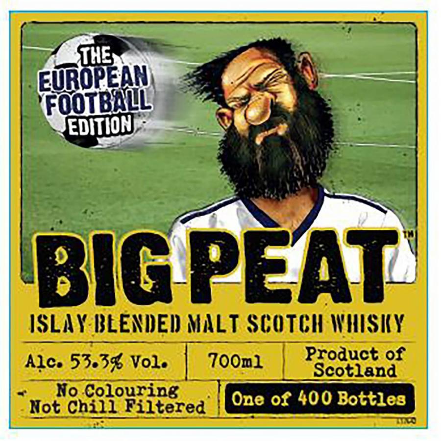 Big Peat The European Football Edition DL