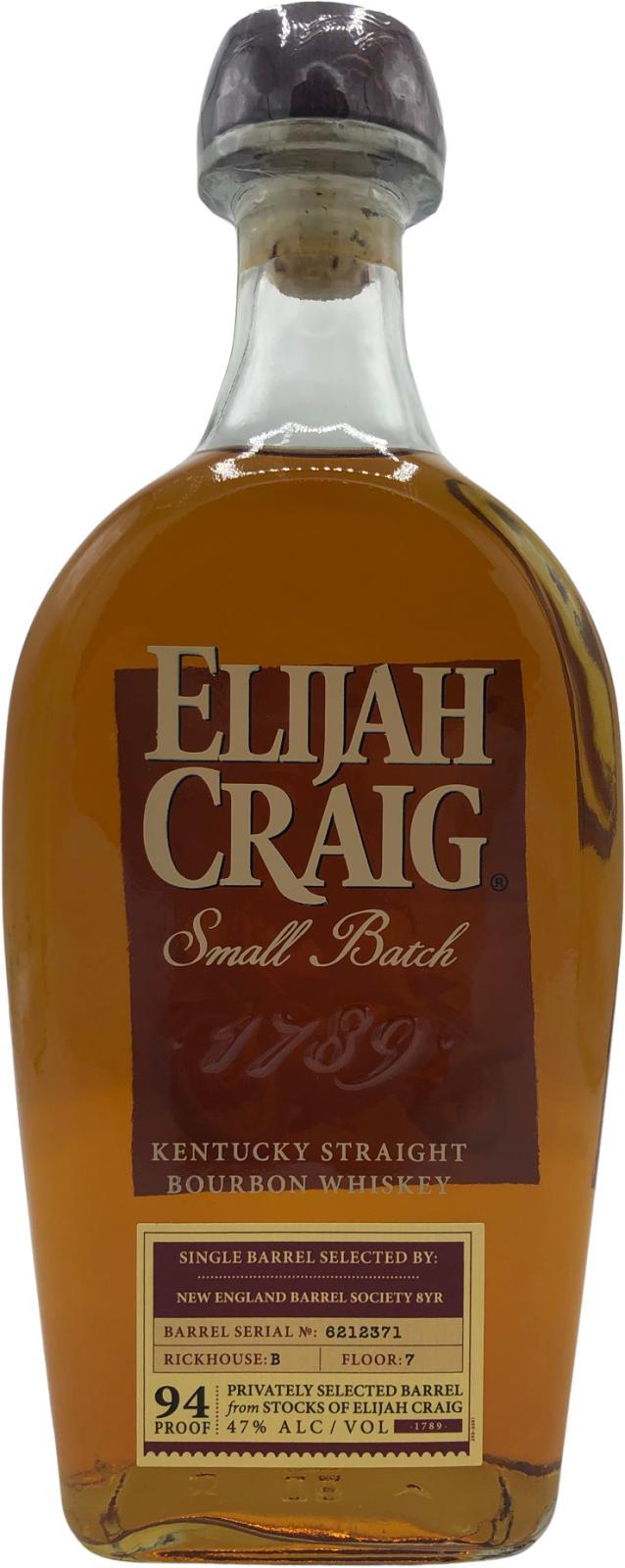 Elijah Craig 08-year-old