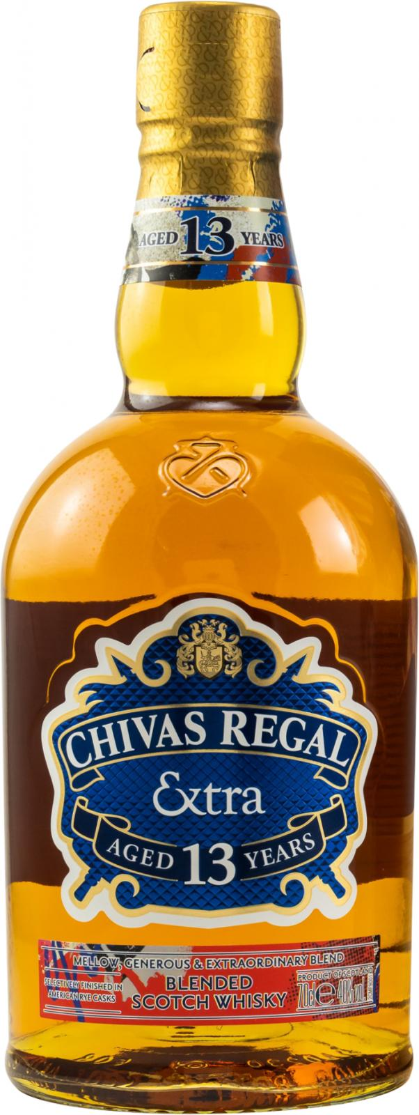 Chivas Regal 13-year-old - Extra