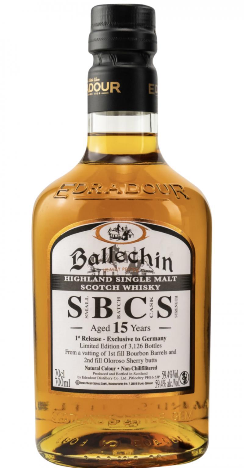 Ballechin 15-year-old