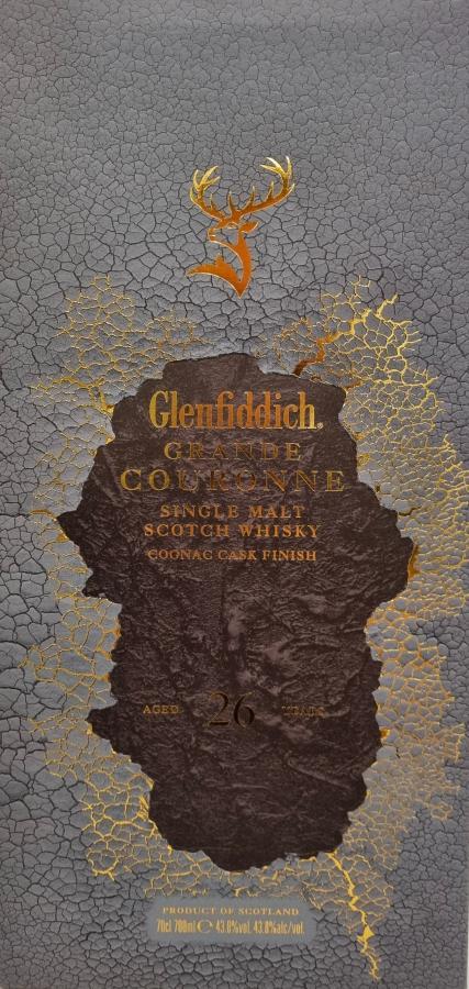 Glenfiddich 26-year-old