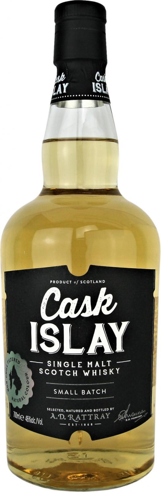 Cask Islay NAS DR