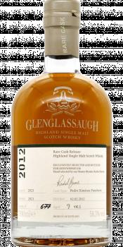 Glenglassaugh 2012