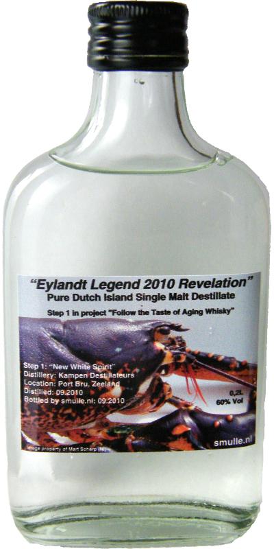 Eylandt Legend 2010 Revelation