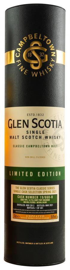 Glen Scotia 2012