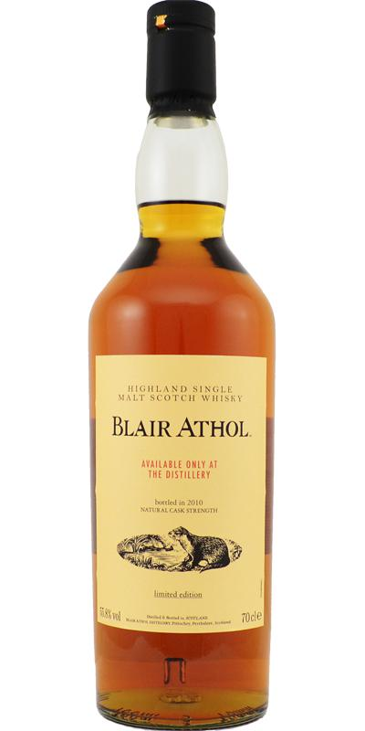 Blair Athol Available Only At The Distillery