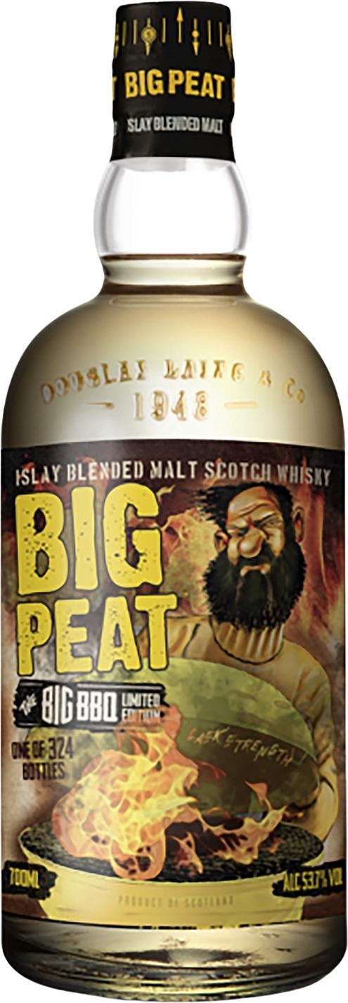 Big Peat The BIG BBQ Limited Edition DL