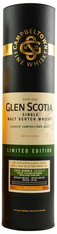 Glen Scotia 2010