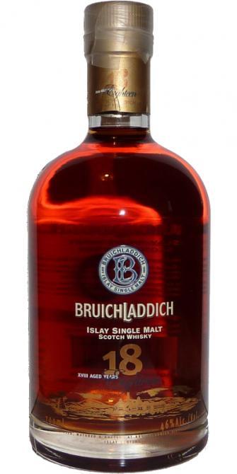 Bruichladdich 18-year-old 3rd Edition