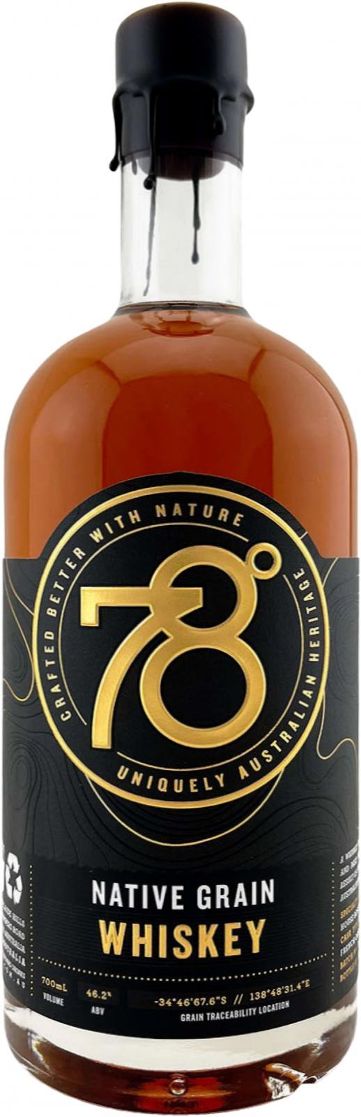 Adelaide Hills 78° Australian Whiskey