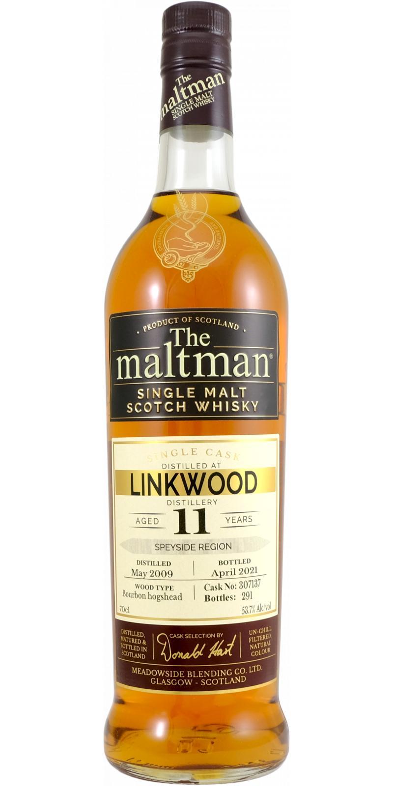 Linkwood 2009 MBl