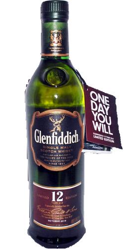 Glenfiddich 12-year-old Limitd Edition