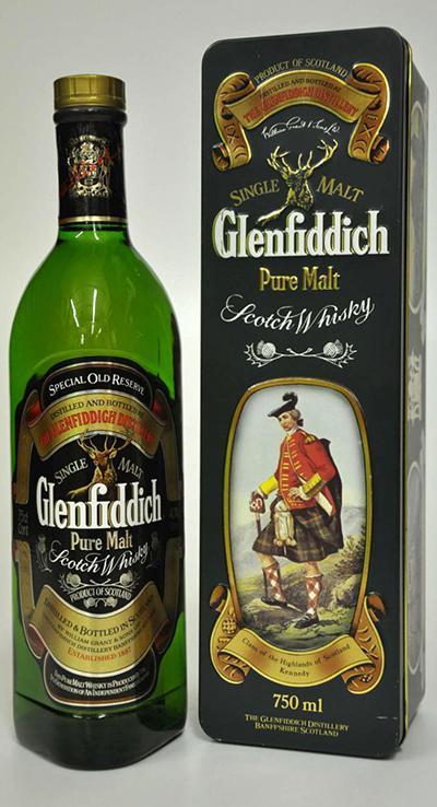 Glenfiddich Pure Malt