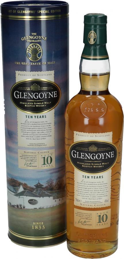 Glengoyne 10-year-old