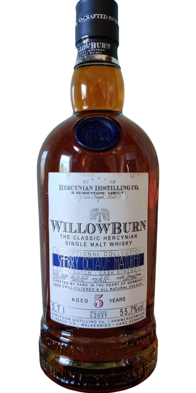 WillowBurn 05-year-old