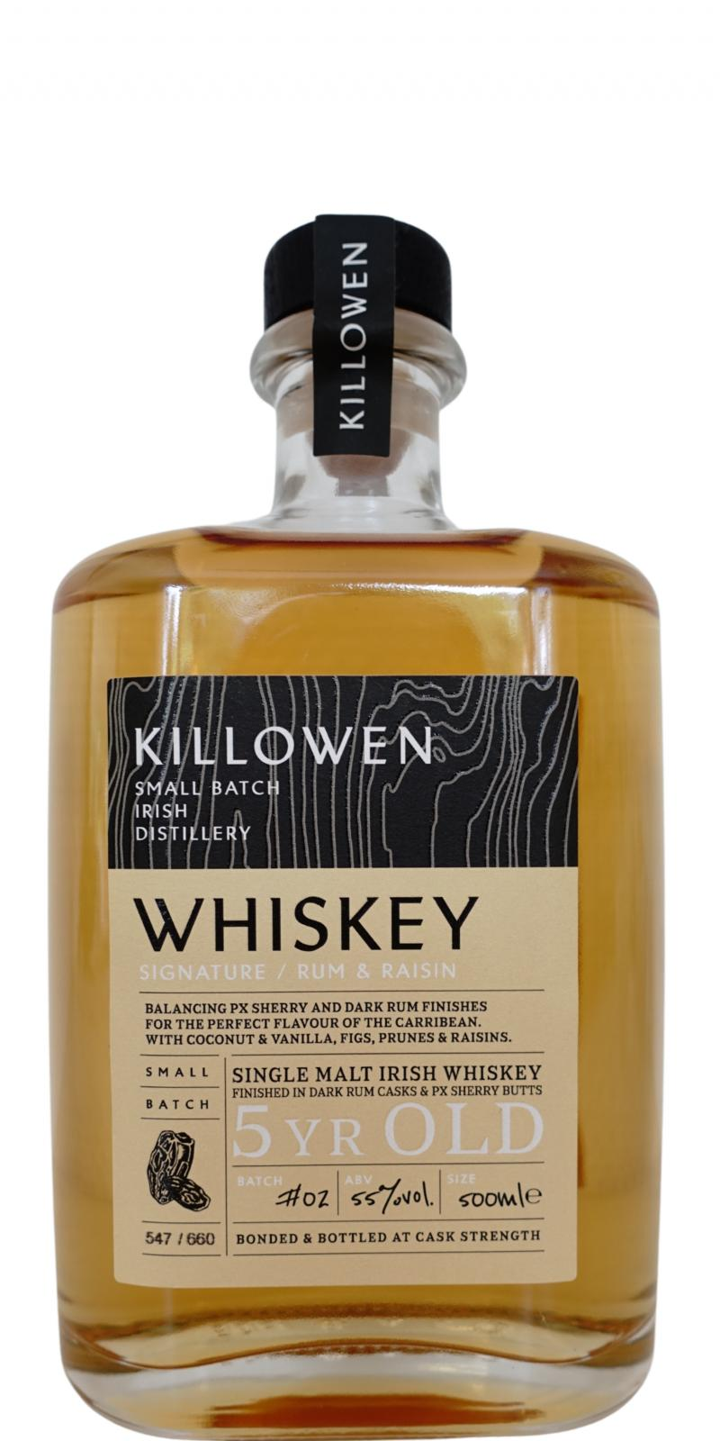 Killowen 05-year-old KD