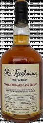 The Irishman Peated Red Ale Cask Finish