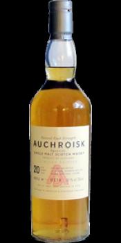 Auchroisk 20-year-old