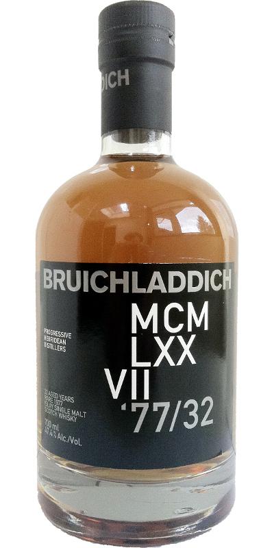Bruichladdich MCMLXXVII